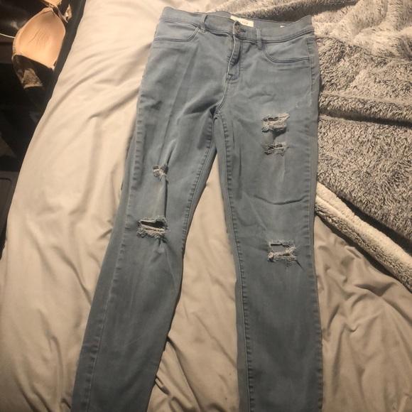 Pants - PAC sun size 28 blue jeans